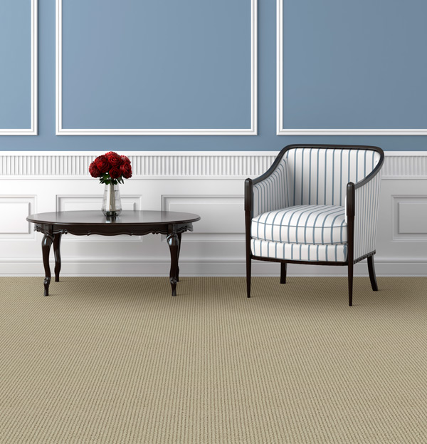 Hibernia Custom Bound Area Rugs